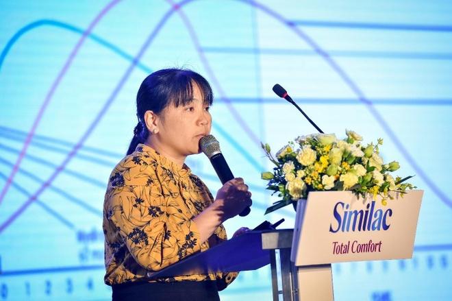 BS. Việt Hà đưa ra lời khuyên rằng việc nâng cao sức đề kháng tự nhiên cho con rất quan trọng, giúp giảm nguy cơ dị ứng và mắc bệnh lây nhiễm.