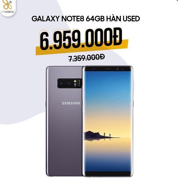 Nen mua Galaxy Note 8 hay S8+ giam den 400.000 dong tai XTmobile? hinh anh 2