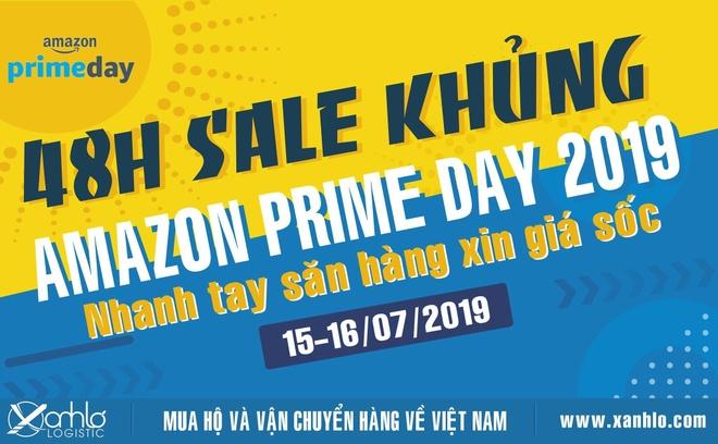 Nhanh tay 'san' hang xin gia tot voi Amazon Prime Day hinh anh 2