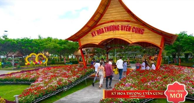 He nay, den Suoi Tien kham pha 150 cong trinh vui choi giai tri thu vi hinh anh 3