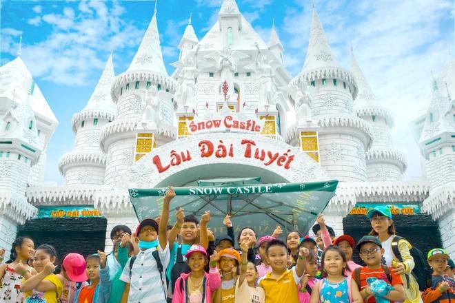 He nay, den Suoi Tien kham pha 150 cong trinh vui choi giai tri thu vi hinh anh 5