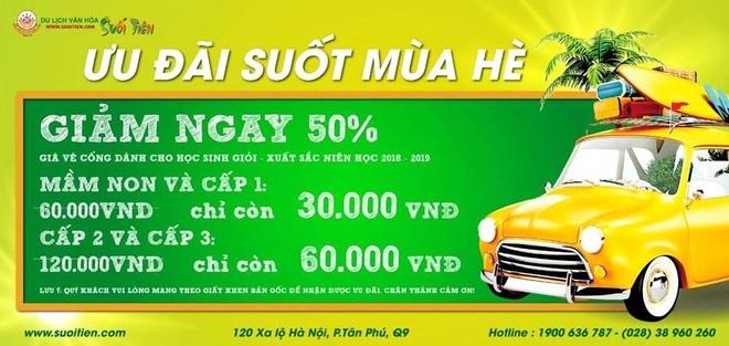 He nay, den Suoi Tien kham pha 150 cong trinh vui choi giai tri thu vi hinh anh 10