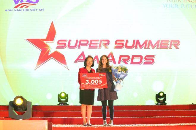 Nhung khoanh khac dep tai dem trao giai 'Super Summer Awards' hinh anh 3