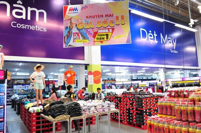 MM Mega Market uu dai 'mua 2 tinh tien 1' dip sinh nhat hinh anh 1