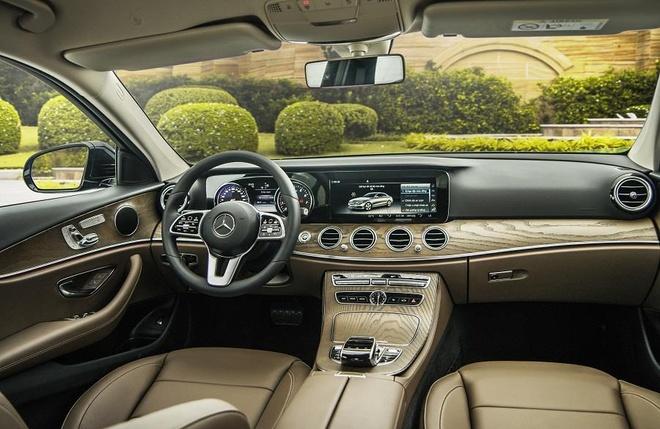 Mercedes-Benz E-Class moi - ban nang cap chat luong hinh anh 2