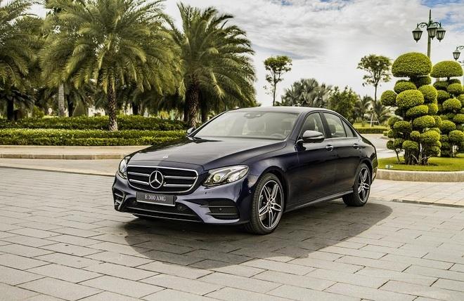Mercedes-Benz E-Class moi - ban nang cap chat luong hinh anh 4