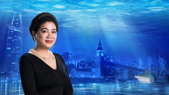 Shark Do Lien: 'Toi quan tam den cac startup mang tinh nhan van' hinh anh 1