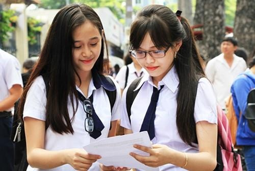 Ung dung cong nghe giup dat diem cao mon tieng Anh bac THPT hinh anh 1