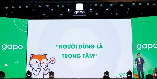 Mang xa hoi Gapo dung top 1 ung dung mien phi tren Appstore hinh anh 2