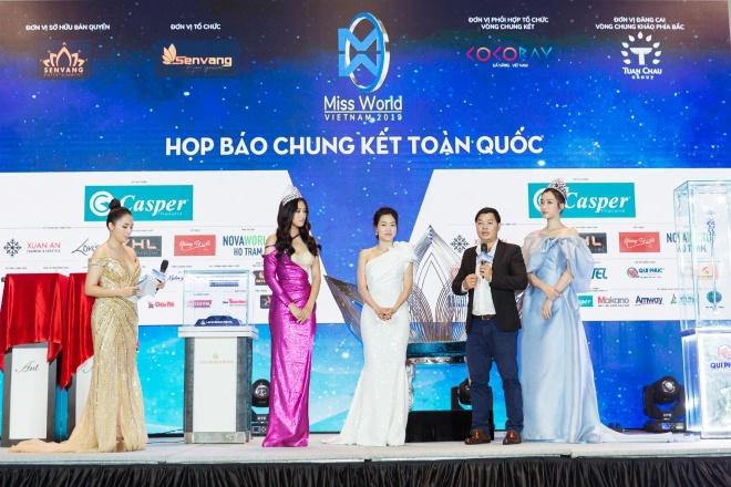Hoa hau The gioi Viet Nam 2019 anh 1