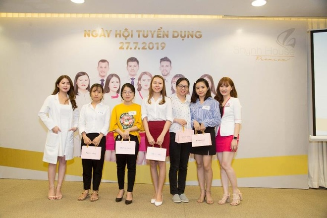 Shynh House Premium Da Nang thu hut hang tram ung vien xin viec lam hinh anh 7
