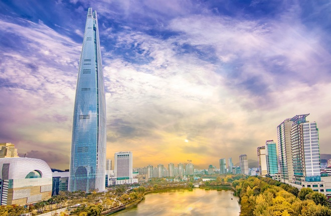Việc thu hút nhiều thương hiệu quốc tế chứng minh sức hút lớn của thị trường BĐS Việt Nam.