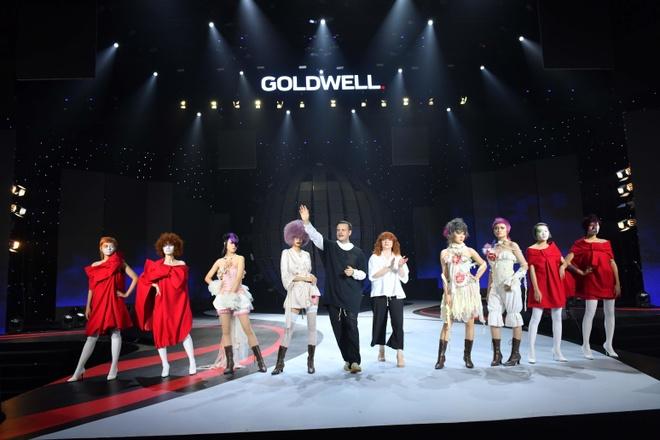 Nhung khoanh khac dang nho tai Goldwell Color Zoom Hair Show hinh anh 7