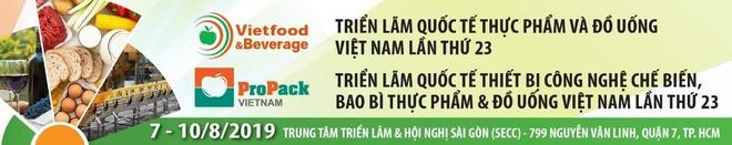 Nhung dieu thu vi tai 2 trien lam Vietfood & Beverage va Propack 2019 hinh anh 4