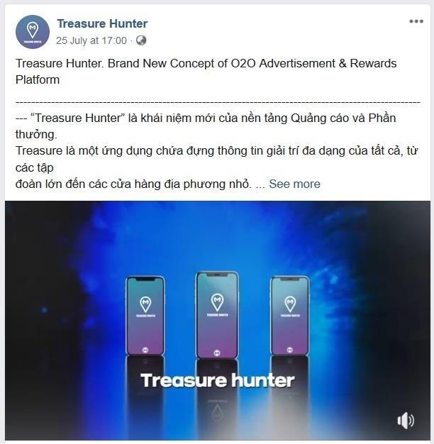 Ung dung Treasure Hunter anh 4