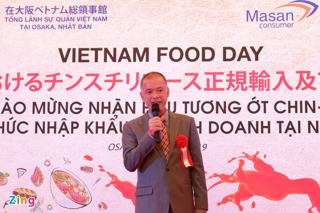 Tuong ot CHIN-SU chinh thuc gia nhap thi truong tieu dung Nhat Ban hinh anh 2