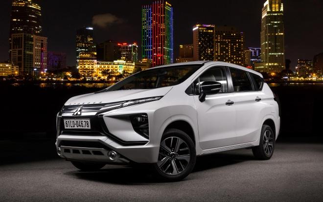 Mitsubishi đạt mốc 10.000 xe Xpander trong tháng 8