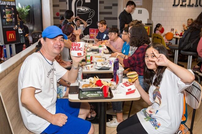 McDonald's khai truong nha hang thu tu tai Ha Noi hinh anh 2