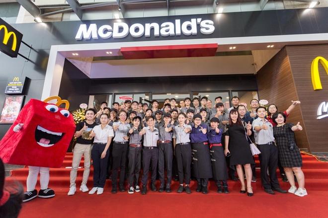 McDonald's khai truong nha hang thu tu tai Ha Noi hinh anh 5