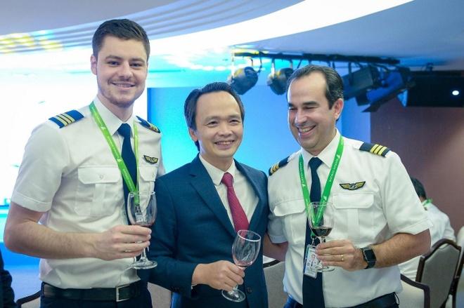 Bamboo Airways ra mat dan phi cong voi 80% nguoi nuoc ngoai hinh anh 2