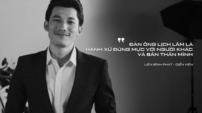 Lien Binh Phat, Si Toan, Van Duc chia se chuan muc lich lam hien dai hinh anh 1