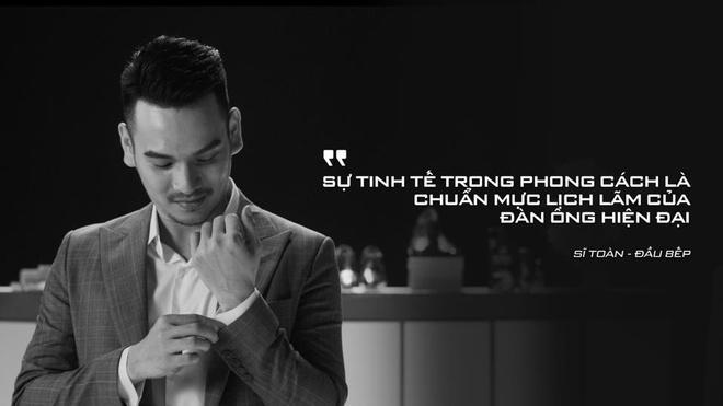 Lien Binh Phat, Si Toan, Van Duc chia se chuan muc lich lam hien dai hinh anh 3