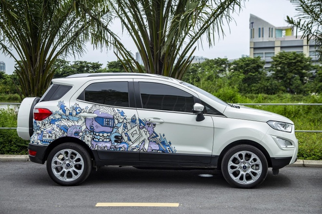 3 uu diem khien nguoi tre yeu thich Ford EcoSport moi hinh anh 4