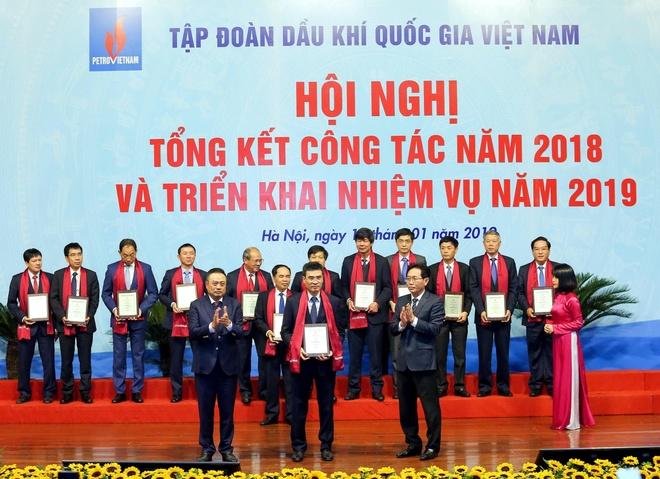 Tong Cong ty Khi Viet Nam anh 1