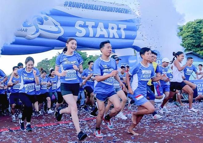 Thu hut 50.000 runner khap the gioi, giai chay chuyen nghiep den VN hinh anh 1