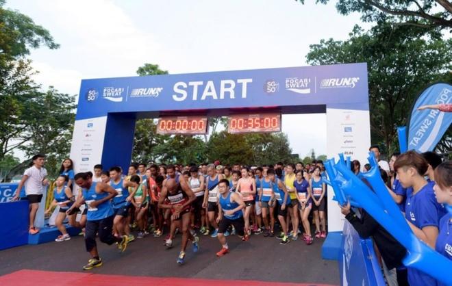 Thu hut 50.000 runner khap the gioi, giai chay chuyen nghiep den VN hinh anh 2