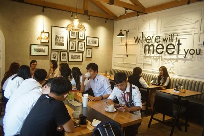 Khi ca phe tro thanh van hoa tai The Coffee Club Viet Nam hinh anh 4