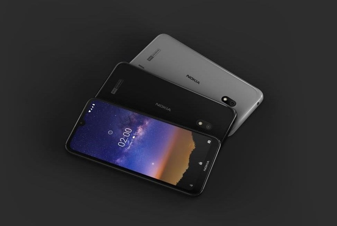 'Nuong chieu' so thich chup anh cong nghe voi Nokia 2.2 hinh anh 7