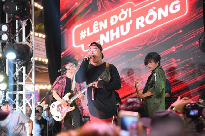 Bia Saigon cung gioi tre lan toa tinh than duong pho voi 'Dem Sai Gon' hinh anh 4
