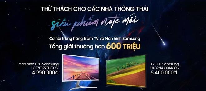 Uu dai hap dan khi dat truoc Galaxy Note 10/10+ o VinPro, Vien Thong A hinh anh 3