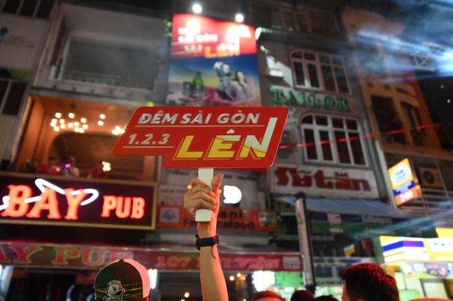 Bia Saigon cung gioi tre lan toa tinh than duong pho voi 'Dem Sai Gon' hinh anh 2