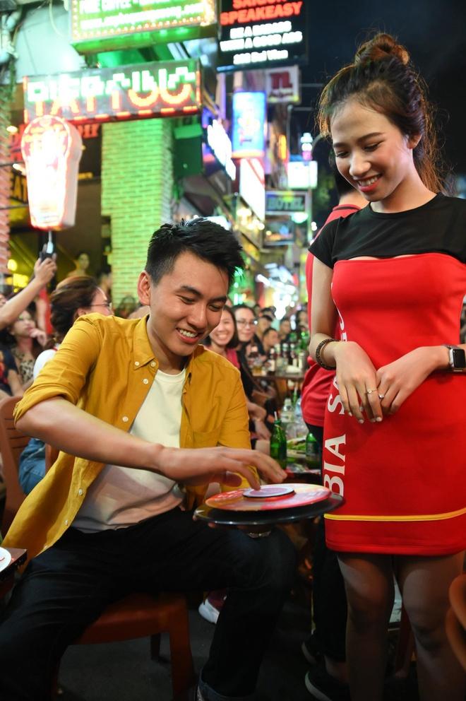 Bia Saigon cung gioi tre lan toa tinh than duong pho voi 'Dem Sai Gon' hinh anh 3