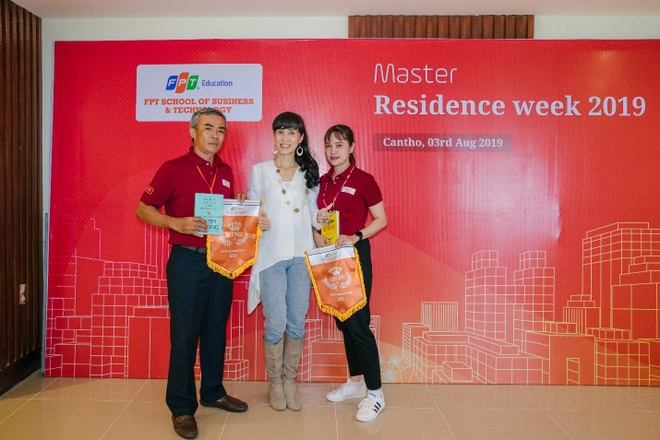 DH FPT khai giang chuong trinh MBA Can Tho voi Master Residence Week hinh anh 4