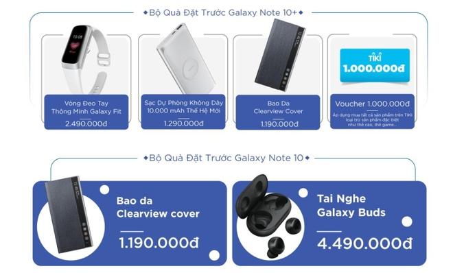 Dat truoc Samsung Galaxy Note10,  10+ tai Tiki anh 3