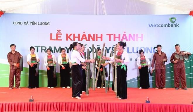 Vietcombank tai tro 2 ty dong xay dung tram y te tai Phu Tho hinh anh 8