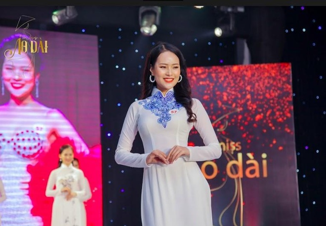 S.T Son Thach khuay dong le trao giai cuoc thi anh Miss Ao dai 2019 hinh anh 5