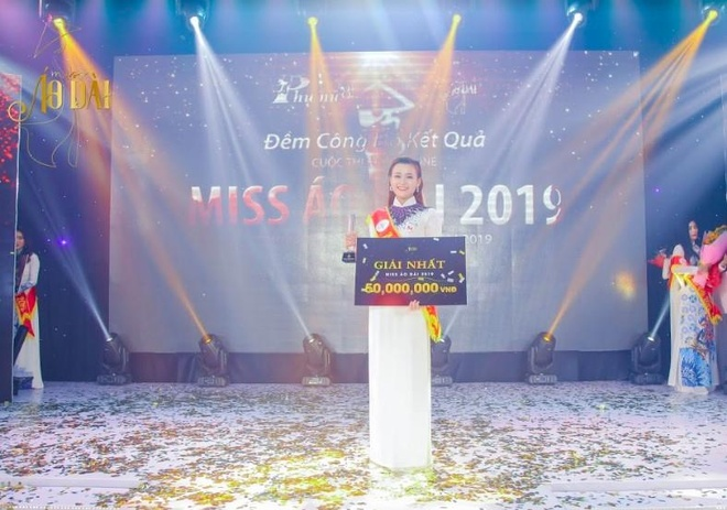 S.T Son Thach khuay dong le trao giai cuoc thi anh Miss Ao dai 2019 hinh anh 6