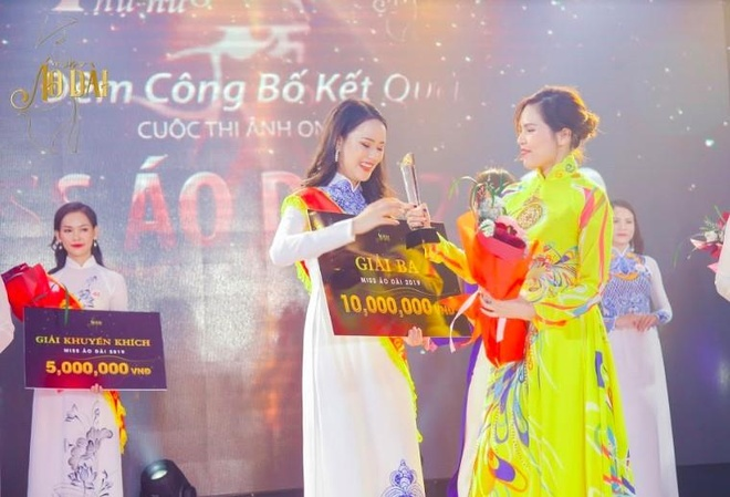 S.T Son Thach khuay dong le trao giai cuoc thi anh Miss Ao dai 2019 hinh anh 8