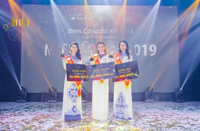 S.T Son Thach khuay dong le trao giai cuoc thi anh Miss Ao dai 2019 hinh anh 9
