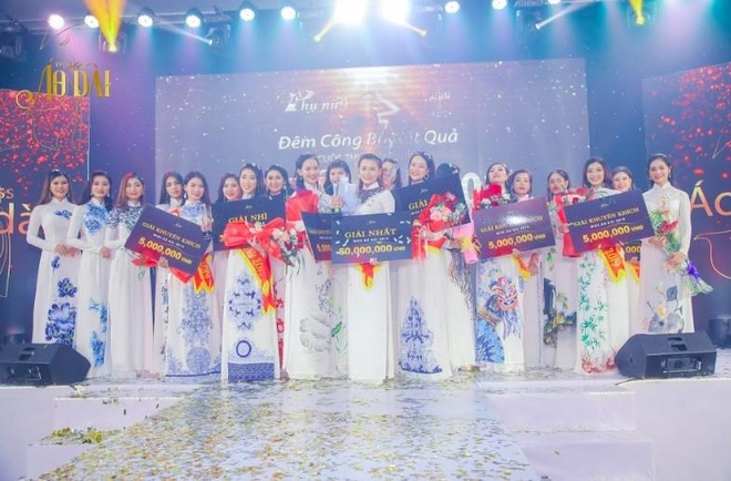 S.T Son Thach khuay dong le trao giai cuoc thi anh Miss Ao dai 2019 hinh anh 10