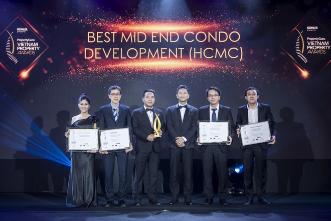 Gotec Land lap cu dup tai 'Vietnam Property Awards 2019' hinh anh 3