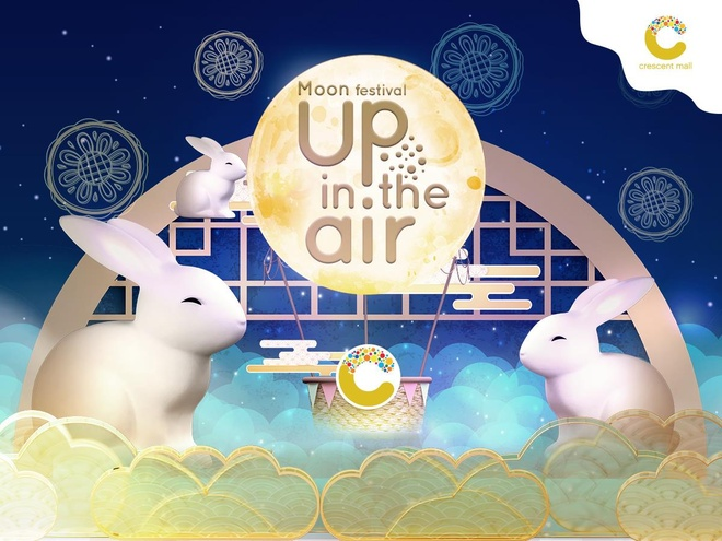 Crescent Mall to chuc su kien 'Up in the air' voi cac hoat dong thu vi hinh anh 1
