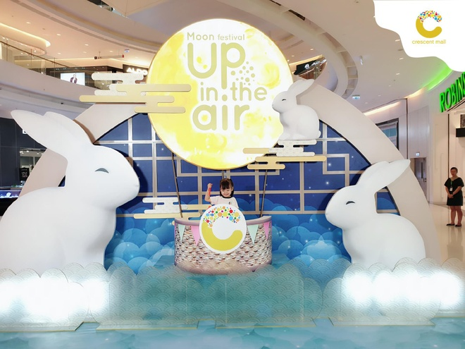 Crescent Mall to chuc su kien 'Up in the air' voi cac hoat dong thu vi hinh anh 3