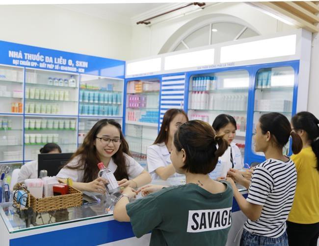 Phong kham Chuyen khoa Da lieu O2 Skin anh 4