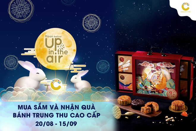 Crescent Mall to chuc su kien 'Up in the air' voi cac hoat dong thu vi hinh anh 2