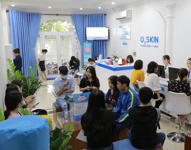 Phong kham Chuyen khoa Da lieu O2 Skin anh 1